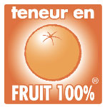 teneur en FRUIT®