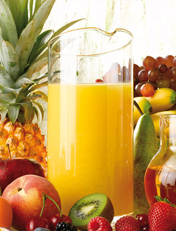 Le jus multifruits